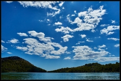 Kornati - Il lago salato
