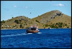 Le barche e il mare