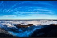 Nebbia Monte Spineto