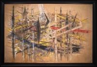 Wilfredo Lam - Untitled, 1958