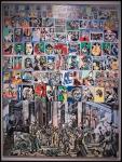 Les vainqueurs de Leningrad supportés par le monstre daltonien Matisse (The Victors of Leningrad supported by the...1966