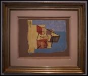 Paul Klee (Swiss, 1879–1940) Bebautes Ufer , 1930–1930