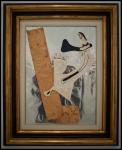 Joan Miró Sin título (Untitled)1934 (May 31st)