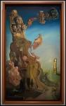 Salvador Dalí La mémoire de la femme-enfant (The Memory of the Woman-Child)1929
