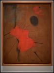 Joan Miró Pintura (La mancha roja)1925