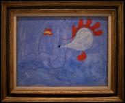 Joan Miró Peinture (Drapeau espagnol) (Pintura [Bandera española])1925