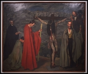 Ignacio Zuloaga El Cristo de la sangre1911 (Segovia)