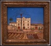 Joan Miró La casa de la palmera1918