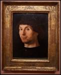 Antonello da Messina Portrait of a Manca. 1472-76