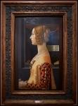 Domenico Ghirlandaio Portrait of Giovanna Tornabuoni1489-90