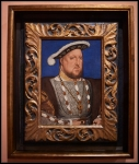 Hans Holbein Portrait of Henry VIII of England ca. 1537