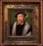 Corneille De Lyon Portrait of Robert de la Marck, 4th Duke of Bouillon ca. 1550