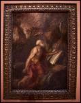 Tiziano The penitent Saint Jerome ca. 1575