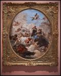 Giandomenico Tiepolo The Apotheosis of Hercules ca. 1765
