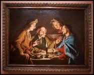 Matthias Stom The Supper at Emmaus ca. 1633-39