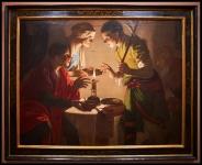 Hendrick ter Brugghen Esau Selling His Birthright ca. 1627