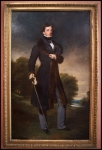 Thomas Lawrence Portrait of David Lyon ca. 1825