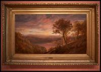 Jasper Francis Cropsey Greenwood Lake 1870