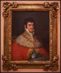 Francisco de Goya Portrait of Ferdinand VII ca. 1814-15