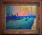 André Derain Waterloo Bridge 1906