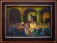 Wassily Kandinsky The Ludwigskirche in Munich 1908