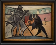 Pablo Picasso Bullfight 22 July 1934
