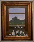 René Magritte La clef des champs 1936