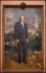 Retrato del Rey D. Juan Carlos I Pintor: Ricardo Macarrón