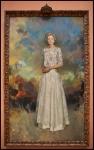 Retrato de la Reina Dña. Sofía Pintor: Ricardo Macarrón