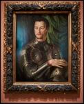 Bronzino Cosimo de Medici in Armour ca.1545