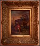 Eugène Delacroix Arab Rider ca. 1854