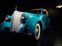 Museo dell'automobile di Torino -  Packard Mod. Super-Eight 1501 - 1937