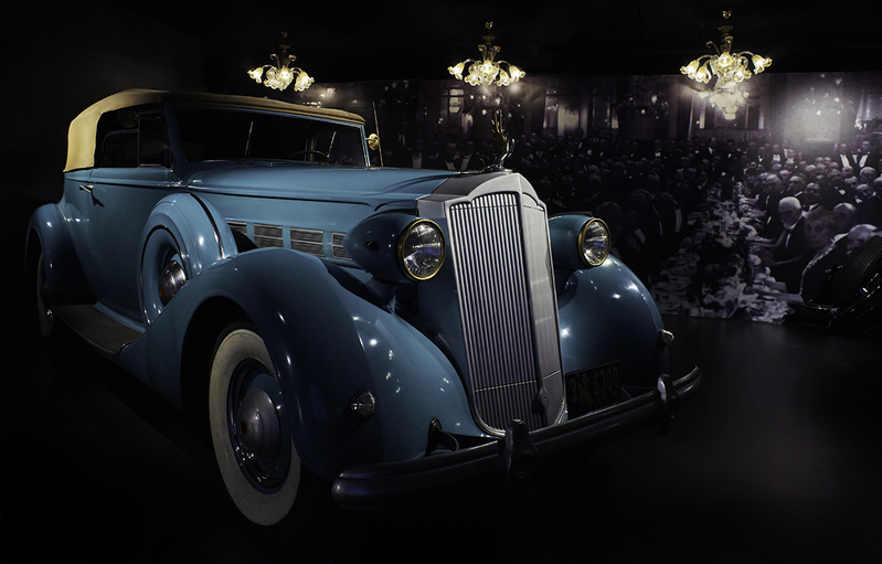 Packard Mod. Super-Eight 1501 – 1937