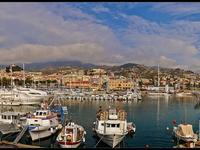 Sanremo il porto vecchio
