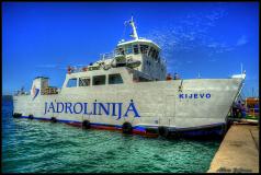 HDR Croazia Isola di Pasman