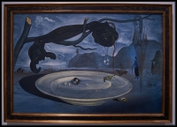 Salvador Dalí The Enigma of Hitler1939