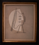 Pablo Picasso (Pablo Ruiz Picasso) Figure (Figura)1928