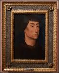 Attributed to Rogier van der Weyden Portrait of a Man ca. 1464
