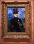 Édouard Manet Horsewoman, Fullface ca. 1882
