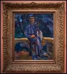 Paul Cézanne Portrait of a Peasant 1905-6