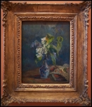 Paul Gauguin Lilacs 1885